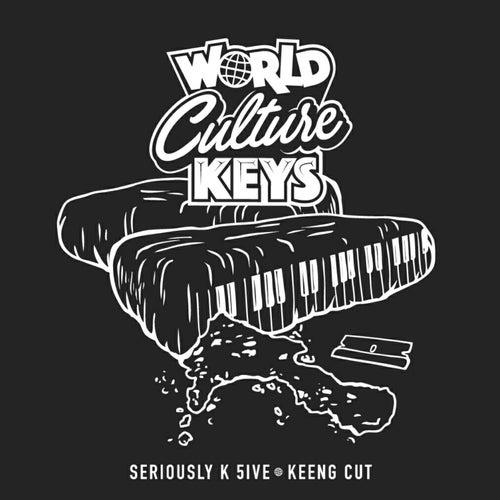 World Culture Keys von Keeng Cut