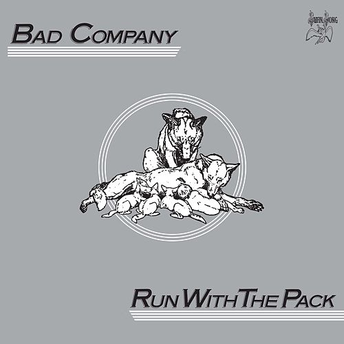 Run With The Pack (Deluxe) by Bad Company