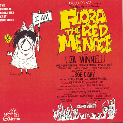 Flora The Red Menace de Liza Minnelli