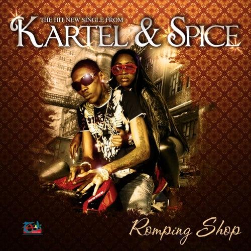 Romping Shop - Single by VYBZ Kartel