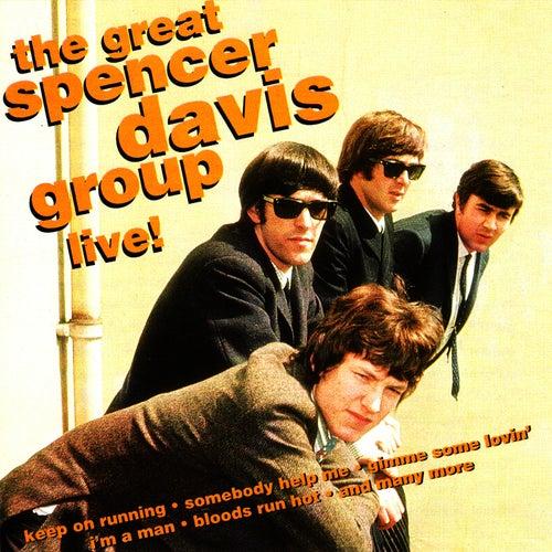 The Great Spencer Davis Group Live! de The Spencer Davis Group