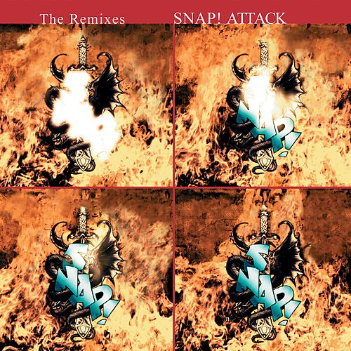 Attack - The Remixes Part 1 de Snap!