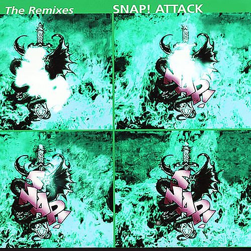 Attack: The Remixes, Vol. 2 by Snap!