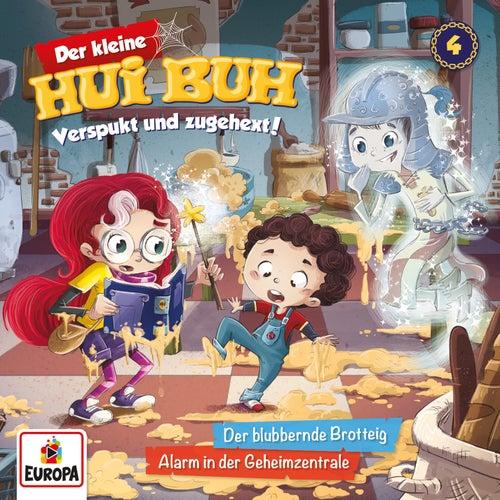 004/Der blubbernde Brotteig/Alarm in der Geheimzentrale von Der kleine Hui Buh