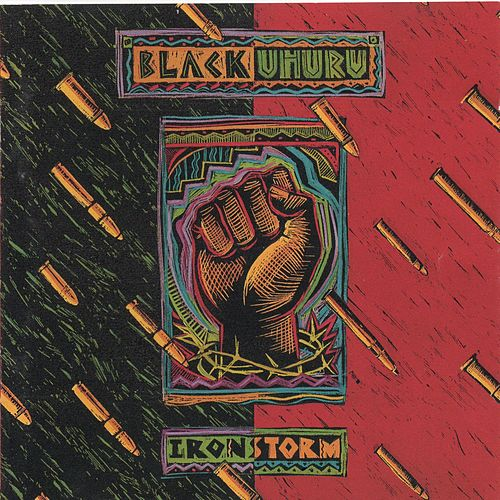 Iron Storm de Black Uhuru