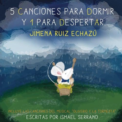 Huele a Tierra Mojada de Jimena Ruiz Echazú