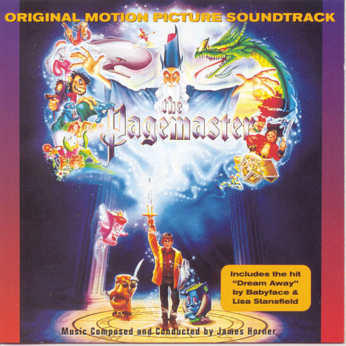 The Pagemaster by James Horner