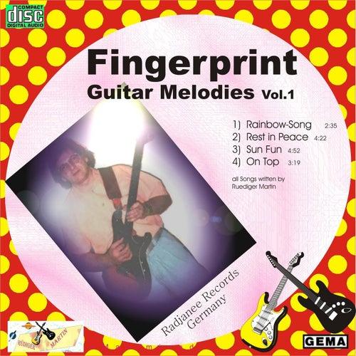 Guitar-Melodies Vol.1 von Fingerprint