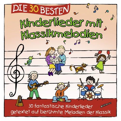 Die 30 besten Kinderlieder mit Klassikmelodien von Various Artists