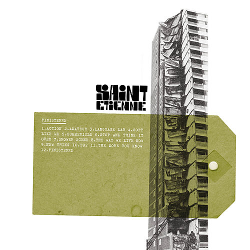 Finisterre by Saint Etienne
