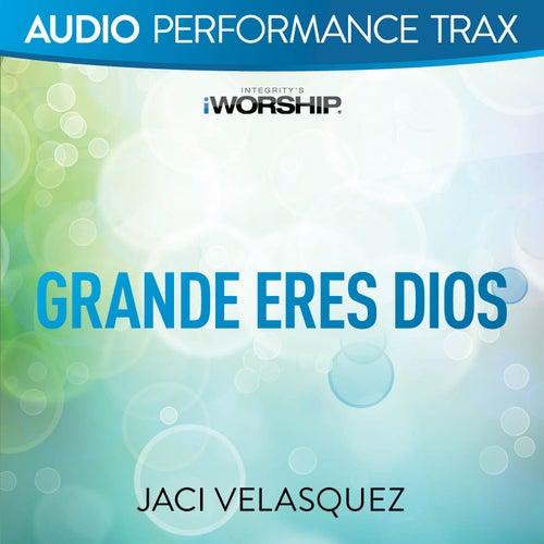 Grande eres Dios (Performance Trax) de Jaci Velasquez