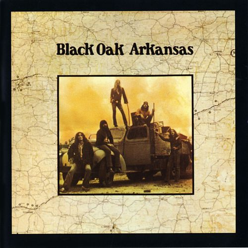 Black Oak Arkansas di Black Oak Arkansas