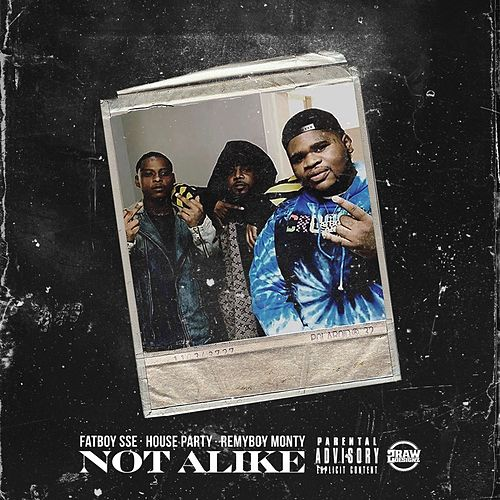 Not Alike (feat. House Party & Remy Boy Monty) by FatBoySSE