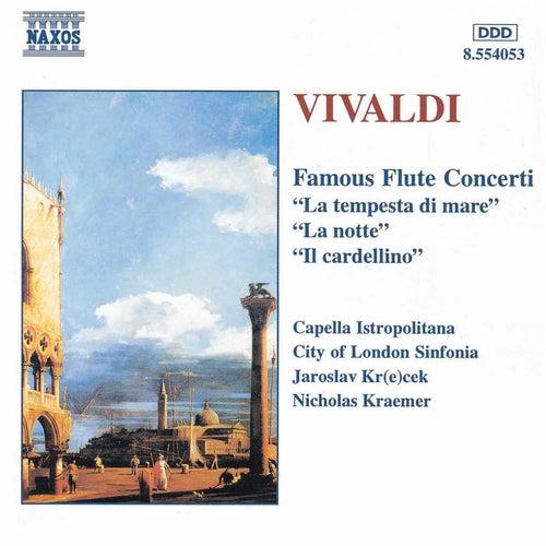 Famous Flute Concerti by Antonio Vivaldi