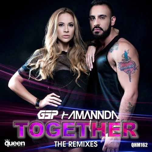 Together (The Remixes) de Amannda