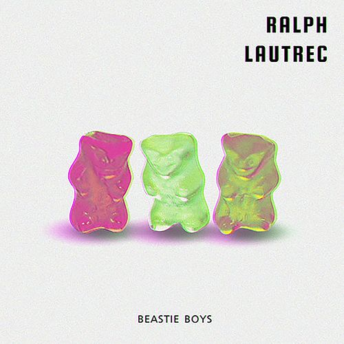 Beastie Boys by Ralph Lautrec