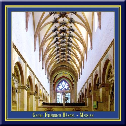 Georg Friedrich Handel - Messiah (Maulbron Monastery Edition) von Maulbronn Chamber Choir