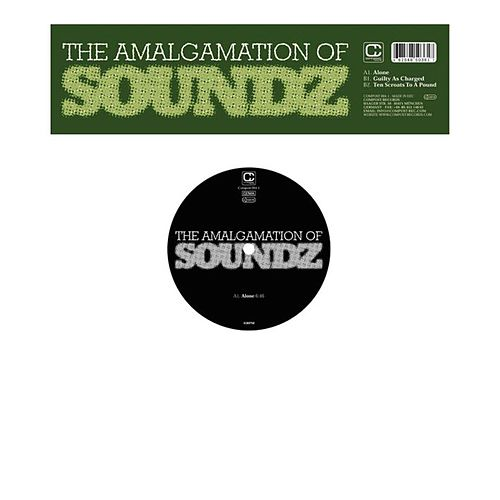 Alone by The Amalgamation Of Soundz