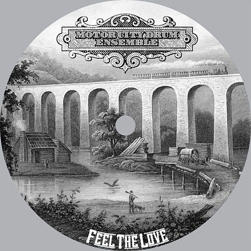Sun Sequence / Feel the Love by Motor City Drum Ensemble