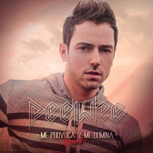 Me Provoca Y Me Domina (Remix) de Peewee