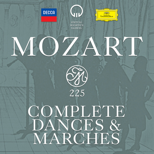 Mozart 225 - Complete Dances & Marches de Various Artists