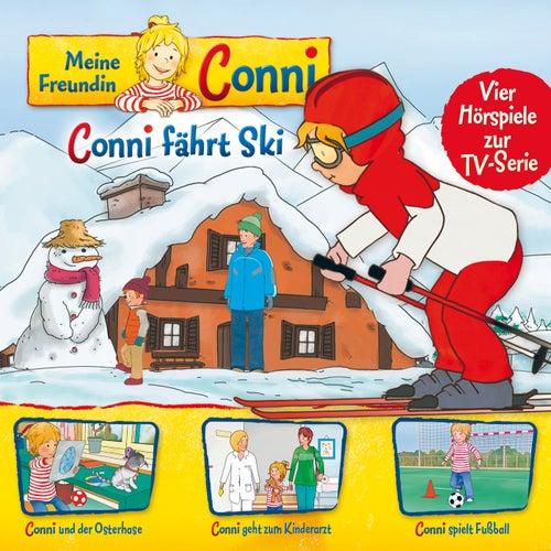 05: Conni fährt Ski / Conni und der Osterhase / Conni geht zum Kinderarzt / Conni spielt Fußball (Vier Hörspiele zur TV-Serie) von Meine Freundin Conni
