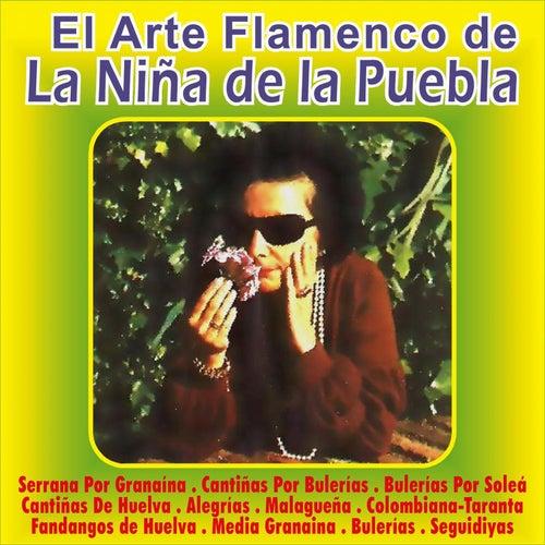 El Arte Flamenco de La Niña de la Puebla