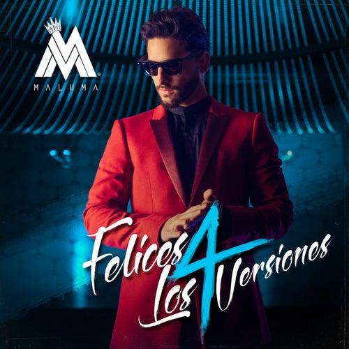 Felices los 4 (4 Versiones) de Maluma
