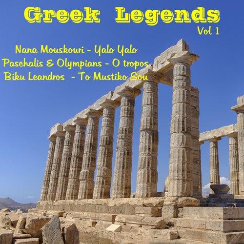 Greek Legends, Vol. 1 von Various Artists