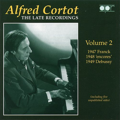 The Late Recordings, Vol. 2 (1947-1949) de Alfred Cortot