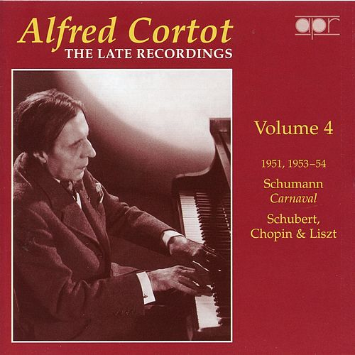 The Late Recordings, Vol. 4 (1947-1949) de Alfred Cortot
