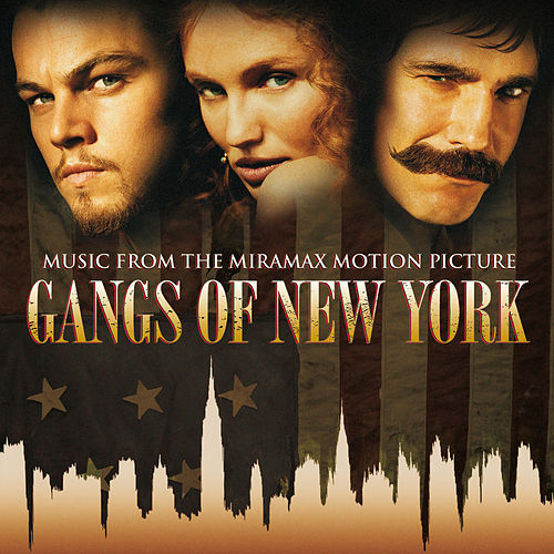 Gangs of New York de Various Artists