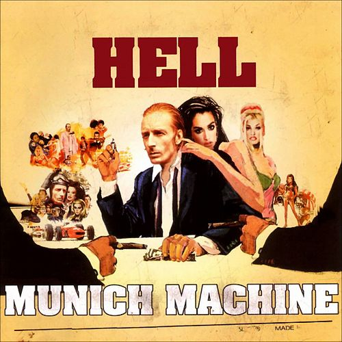 Munich Machine by DJ Hell