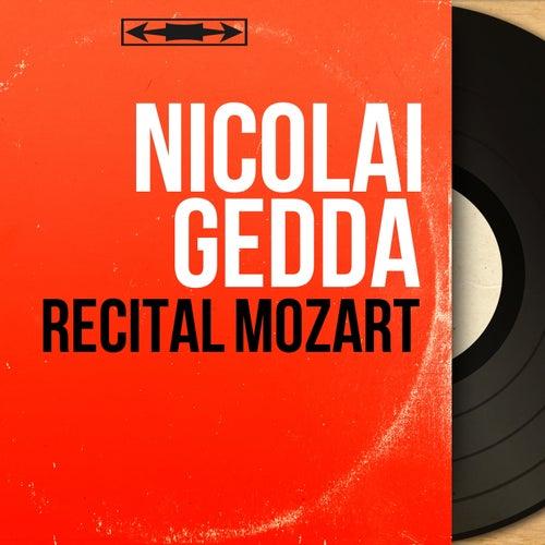 Récital Mozart (Mono Version) von Nicolai Gedda