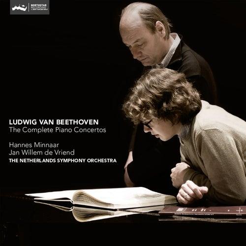 Beethoven: The Complete Piano Concertos by Hannes Minnaar