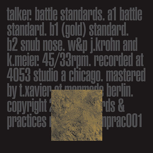 Battle Standards by Talker