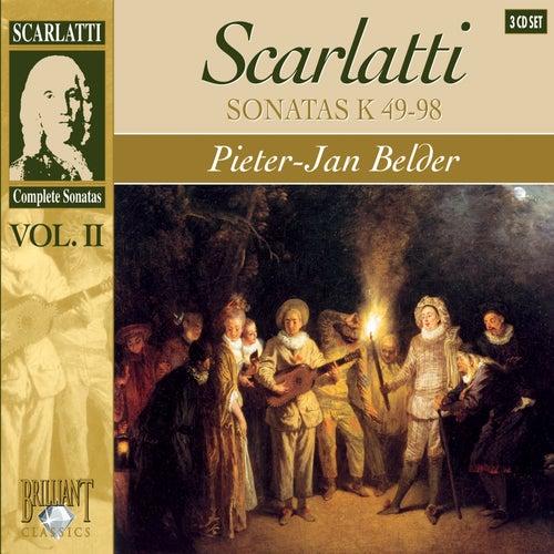 Complete Sonatas Vol. II: K49-98 Part: 3 by Arts Music Recording Rotterdam