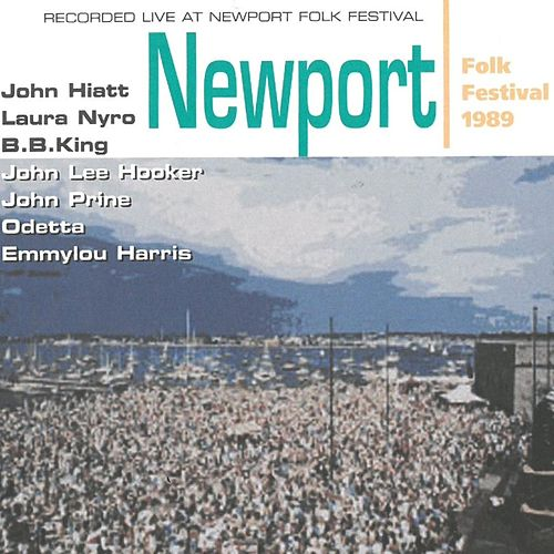 Newport Folk Festival 1989 (Live Radio Broadcast) by Various Artists