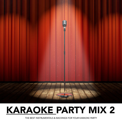 Karaoke Party Mix, Vol. 2 (50 Karaoke Party Hits) by Ellen Lang