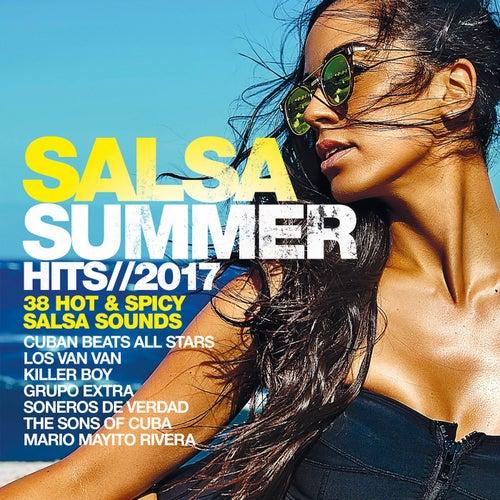 Salsa Summer Hits 2017 de Various Artists