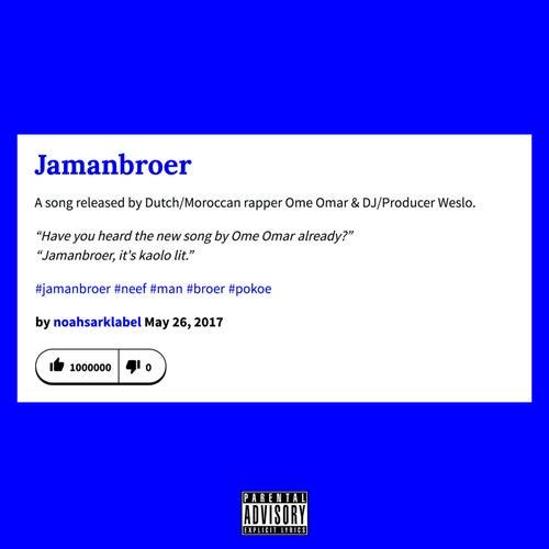 Jamanbroer von Weslo