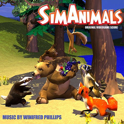 SimAnimals (Original Soundtrack) by Winifred Phillips
