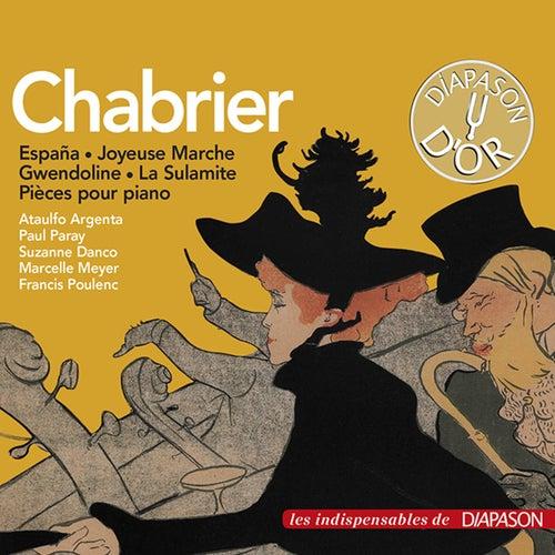 Chabrier: España, Bourrée fantasque, La sulamite & autres œuvres (Les indispensables de Diapason) von Various Artists