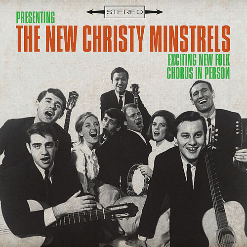 Exciting New Folk / Chorus in Person by The New Christy Minstrels