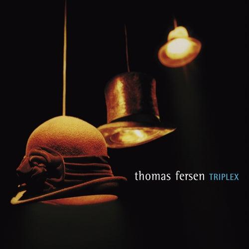 Triplex (Live) de Thomas Fersen