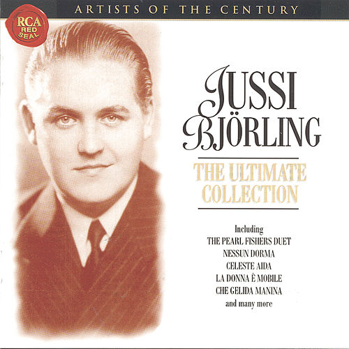 Ultimate Collection von Jussi Bjorling