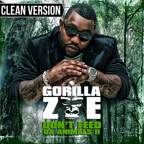 Don't Feed Da Animals 2 de Gorilla Zoe