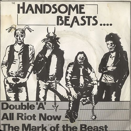 All Riot Now by Handsome Beasts