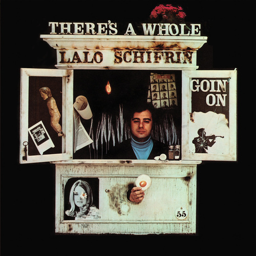 There's A Whole Lalo Schifrin Goin' On by Lalo Schifrin