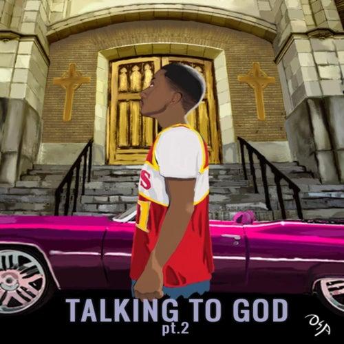 Talking to God, Pt. 2 de Deante' Hitchcock
